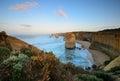 Twelve Apostles Sea Rocks Sunr...