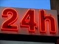 Twenty four hours Royalty Free Stock Photo