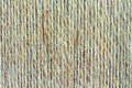 Twine rope vertical strings of hemp background Royalty Free Stock Photos