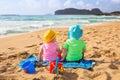 Twins On The Beach Holidays