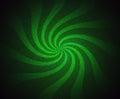Twirl background Stock Image