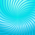 Twirl blue abstract Royalty Free Stock Photo