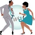 The Twist Royalty Free Stock Photo