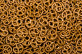 Twisted Pretzels Royalty Free Stock Photo