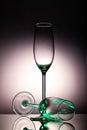 Two Champaigne Glasses