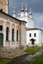 Two churches Royalty Free Stock Photo