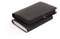 Two different leather diaries Royalty Free Stock Image