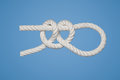Two Half Hitches Royalty Free Stock Photo