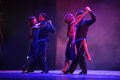 Two pairs of lovers-the identity of the mystery-Tango Dance Drama
