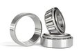 Two roller bearings Stock Photography