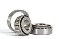 Two roller bearings Stock Image