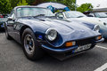 A two seater convertible sports car tvr m berlin germany may th oldtimer day berlin brandenburg Stock Photo