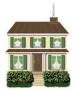 Two story home Stock Photos
