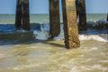 Tybee Island Beach Scenes