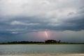 Tybee Island Beach Scenes Duri...