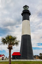 Tybee island light Fotos de archivo