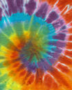 Tye-dye Royalty Free Stock Photo