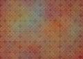 Tye Dye Batik Pattern Royalty Free Stock Photo