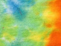 Tye dye fabric color background Royalty Free Stock Image
