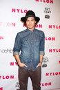 Tyler Blackburn Fotografia Stock