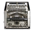 Typewriter Insides Royalty Free Stock Photos
