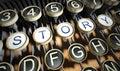 Písací stroj príbeh starodávny