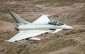 Typhoon Eurofighter jet