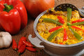 Typical cuban food Royalty Free Stock Photo