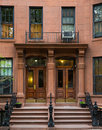 Typical home in new york homes city west village city Stock Photography