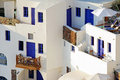 Typical house on the Cyclades Royalty Free Stock Image