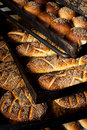 Typical Sicilian bread Royalty Free Stock Photos