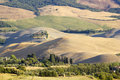 Typical Tuscany landscape Stock Images