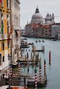 Typical Venice Stock Image