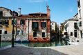 Typical Venice housing Royalty Free Stock Image