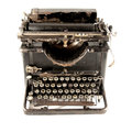 Typing machine Royalty Free Stock Photo