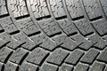 Tyre background Royalty Free Stock Photo
