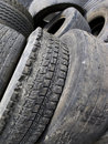 Tyres Royalty Free Stock Image