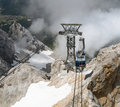 Tyrolean Zugspitze Cable Car, editorial Royalty Free Stock Photo