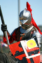 U.S./International Jousting Championship Stock Photography