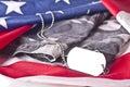 U.S. Veteran Memorial Royalty Free Stock Photos