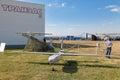 UAV Royalty Free Stock Photography