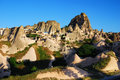 Uchisar / Cappadocia Royalty Free Stock Photos