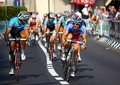 Uci Road World Championships 2008 Stock Image