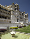 Udaipur - City Palace - India Royalty Free Stock Photos