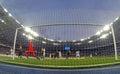 UEFA Champions League: FC Dynamo Kyiv v Young Boys Royalty Free Stock Photo
