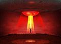 UFO Aliens Abduction