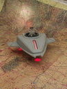 UFO Scout Ship Royalty Free Stock Photo