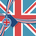 Uk decoration Stock Photography