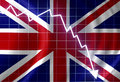 UK flag Stock Photography