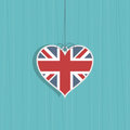 Uk love Stock Photography